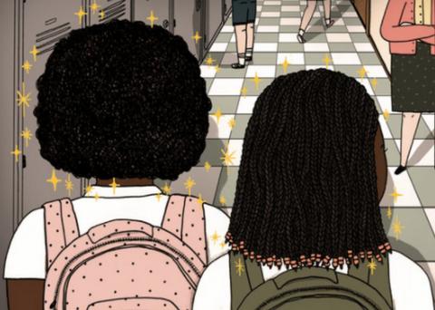 When Black Hair Violates Dress Code >> When Black Hair Violates The Dress Code Grantmakers For Girls Of Color